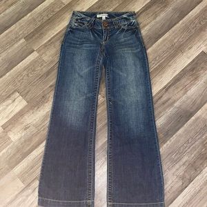 Vintage Aeropostale boot cut jeans 90s style